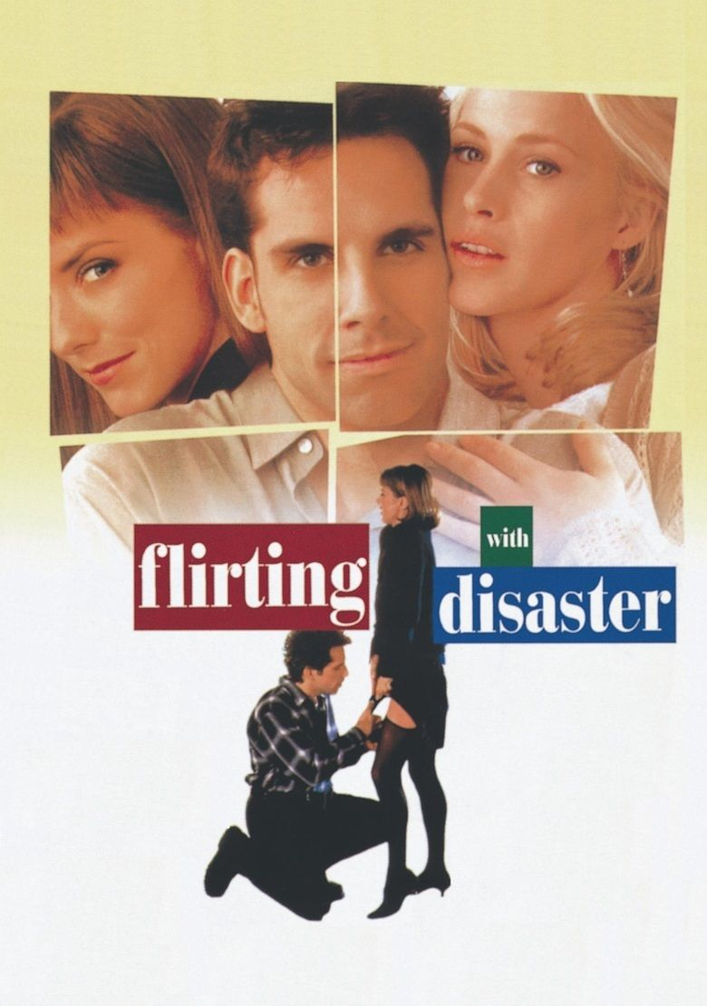 Flirting with Disaster (film) movie poster