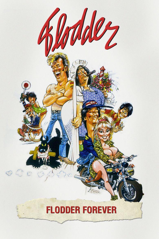 Flodder 3 movie poster