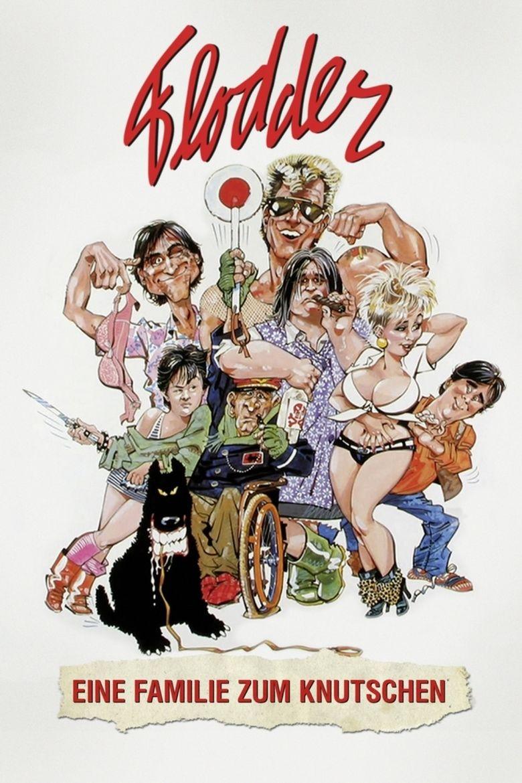 Flodder movie poster