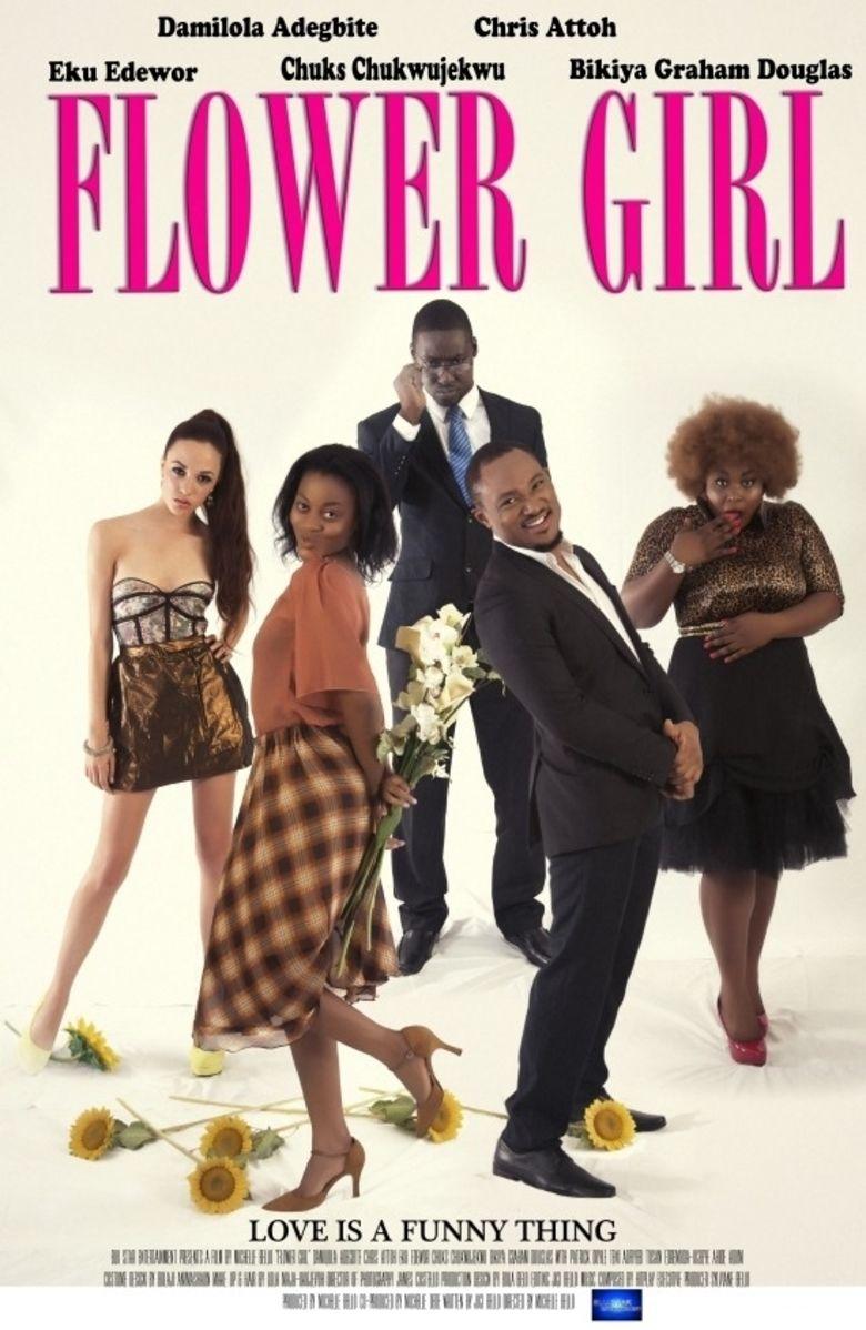 Flower Girl (film) movie poster