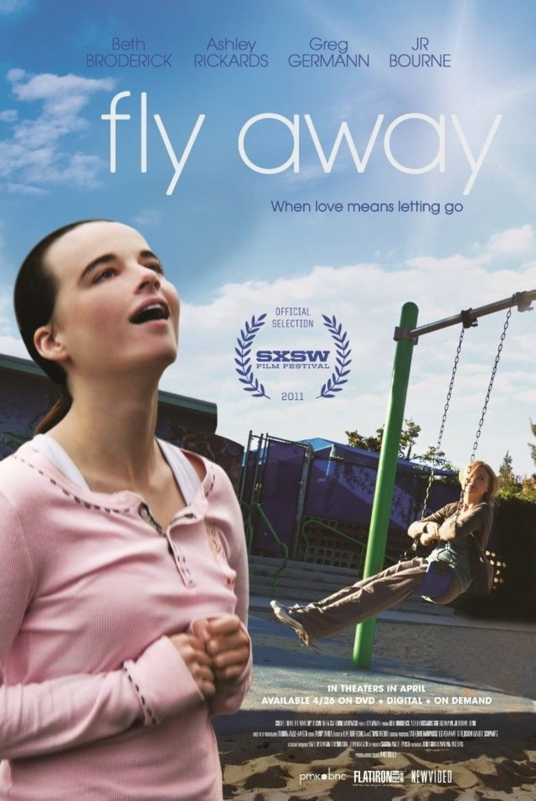 Fly Away (film) movie poster
