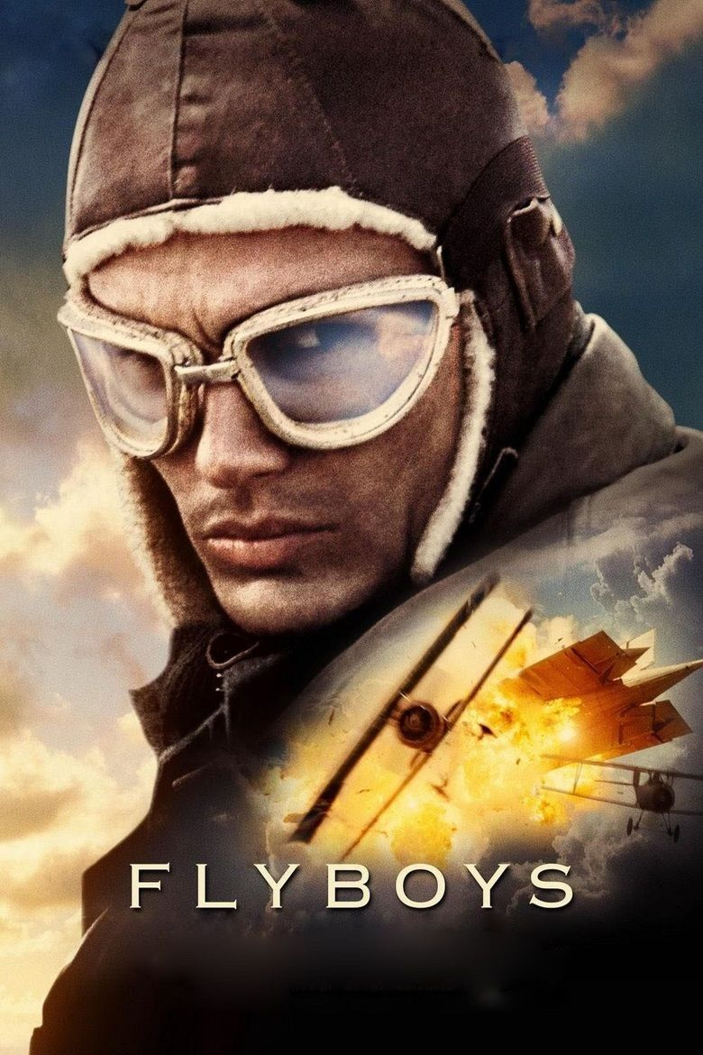 Flyboys (film) movie poster