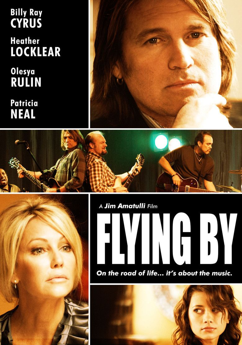Flying By movie poster