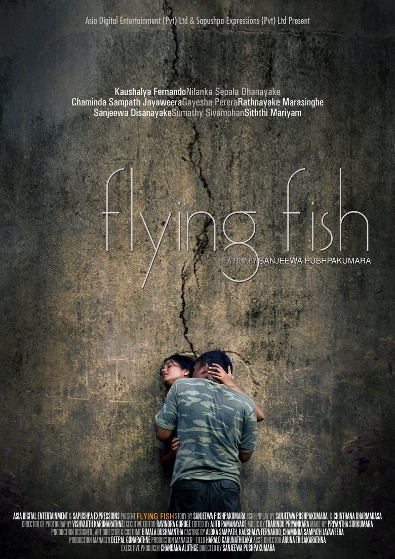 Flying Fish (film) movie poster