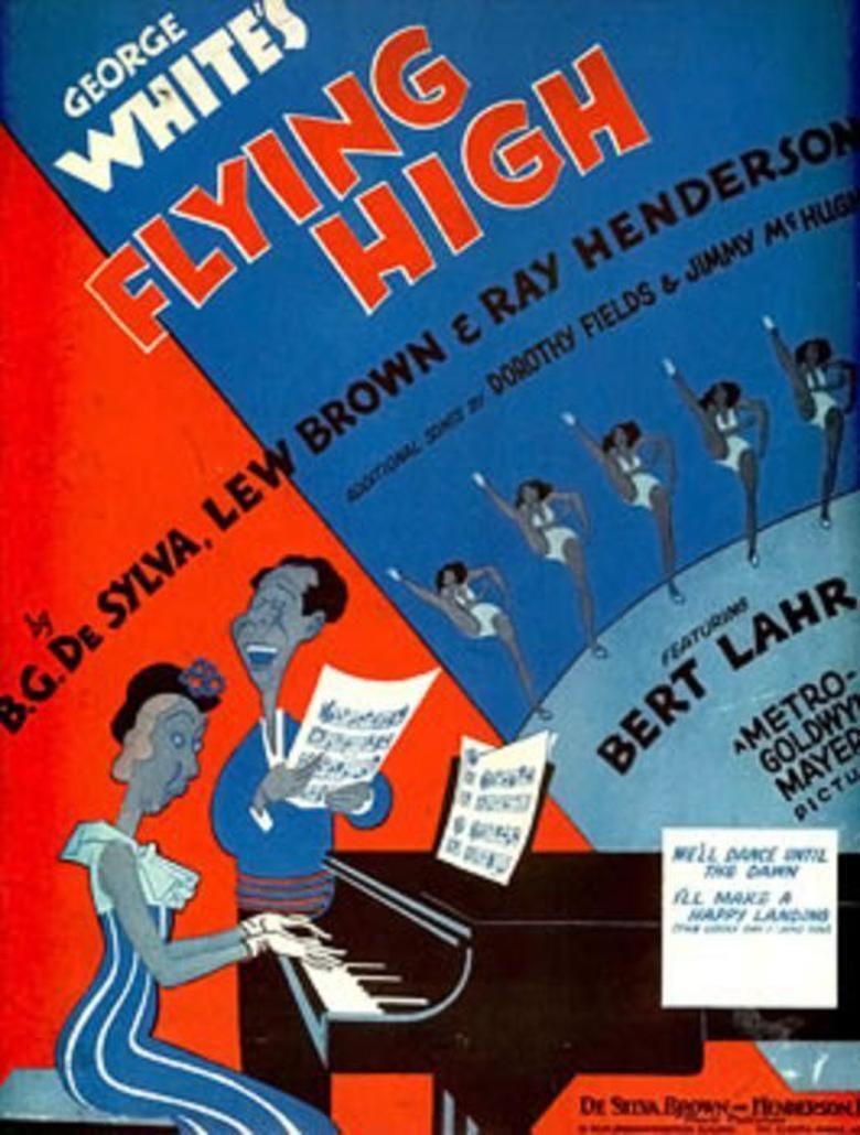 Flying High (1931 film) movie poster