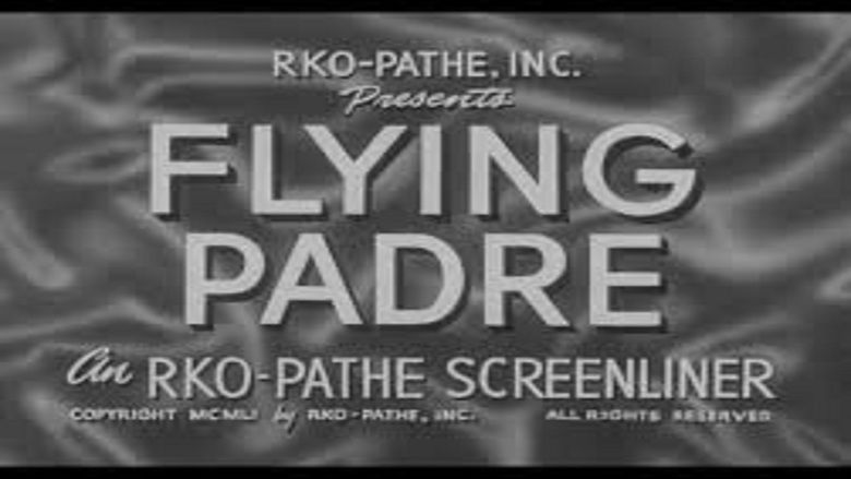 Flying Padre movie scenes