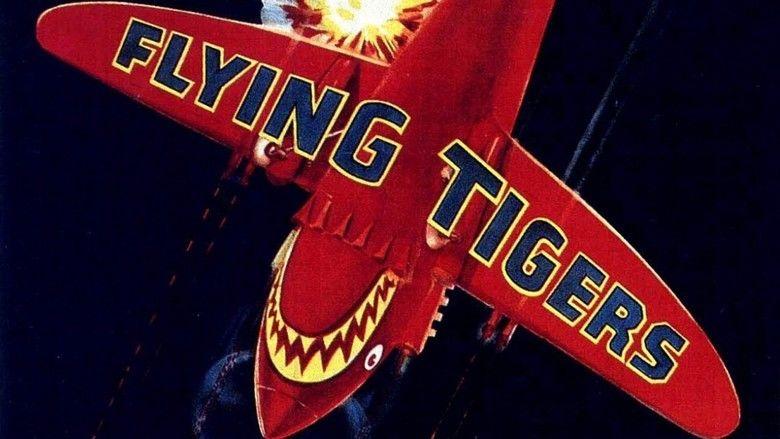 Flying Tigers (film) movie scenes
