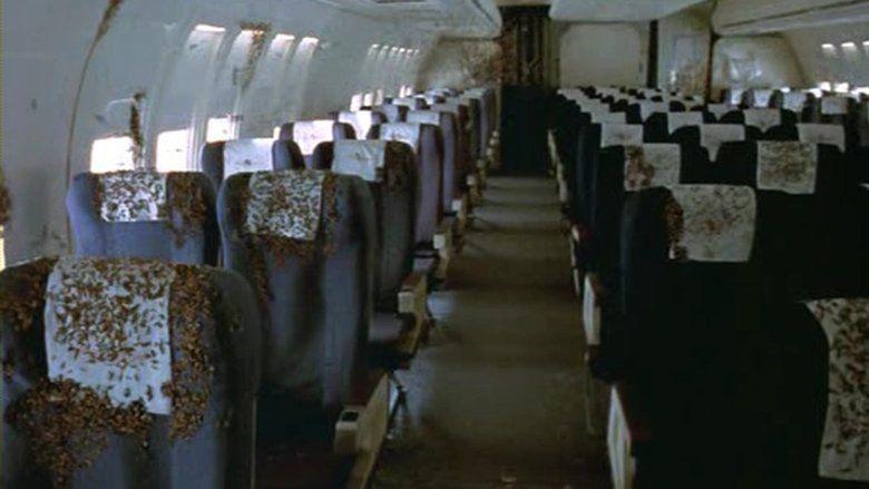 Flying Virus movie scenes