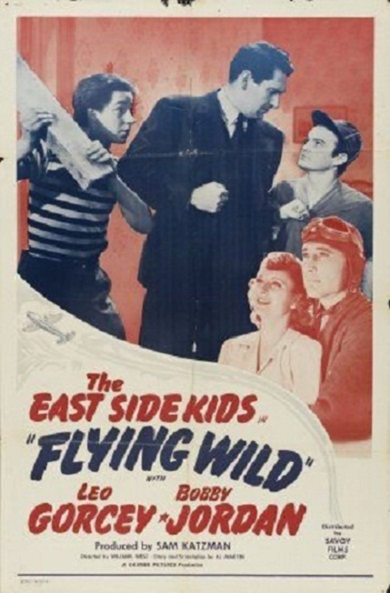 Flying Wild movie poster