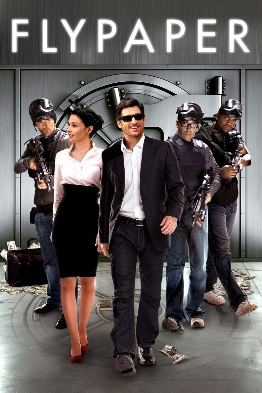 Flypaper (2011 film) movie poster