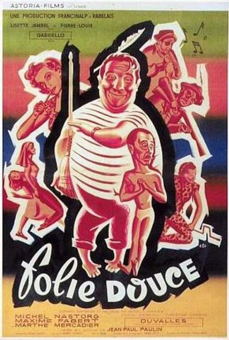 Folie douce movie poster