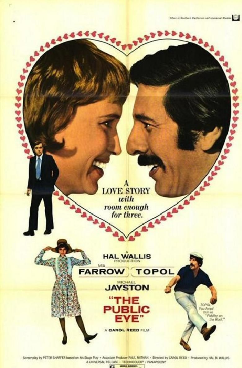 Follow Me! (1972 film) movie poster