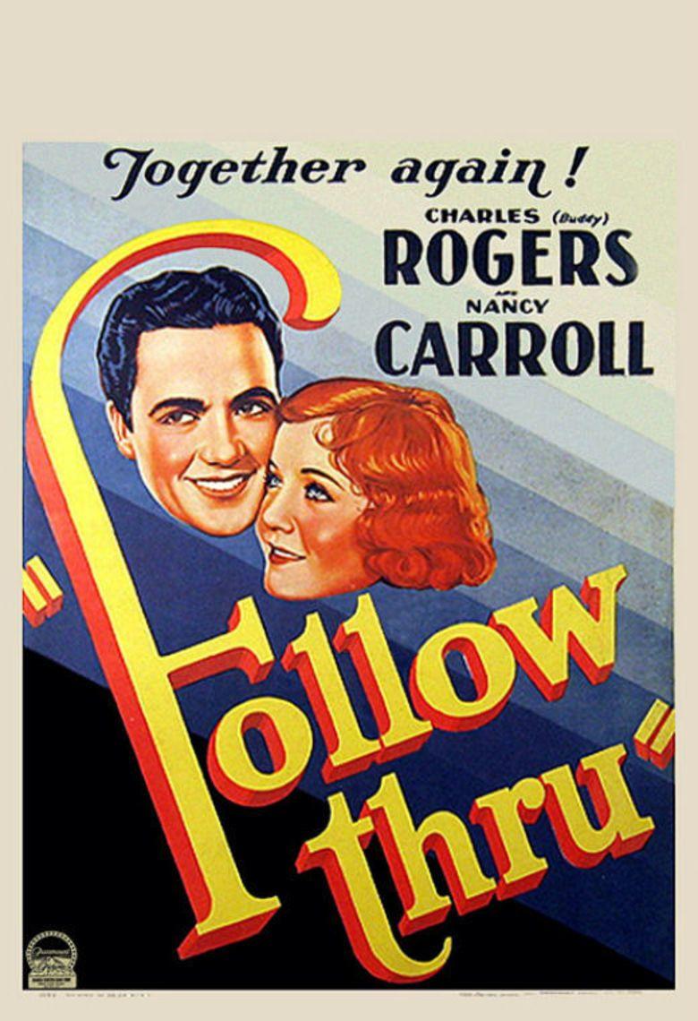 Follow Thru movie poster