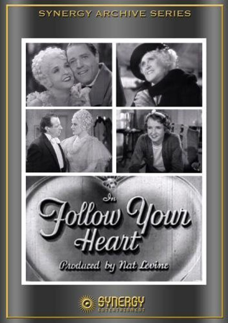 Follow Your Heart (1936 film) movie poster