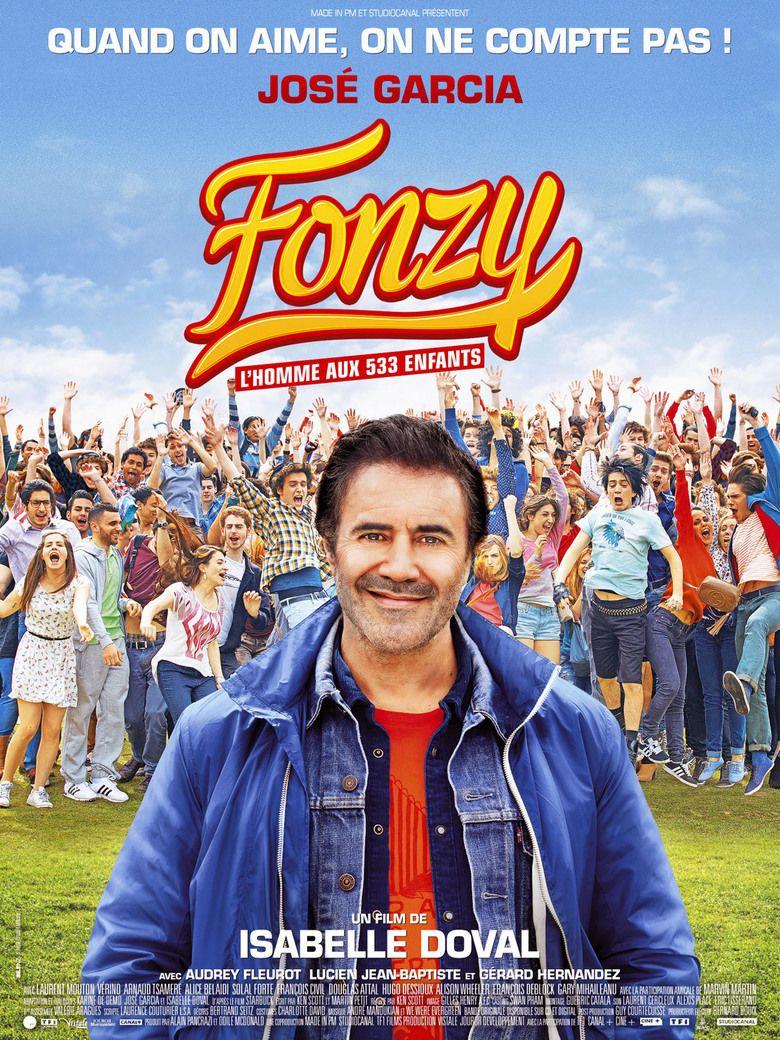 Fonzy movie poster