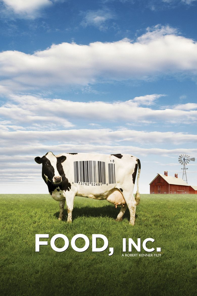 Food, Inc movie poster