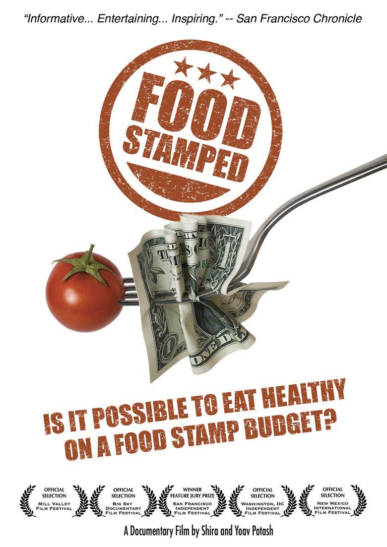 Food Stamped movie poster