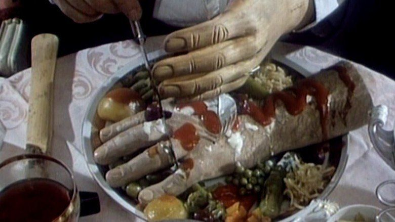 Food (film) movie scenes