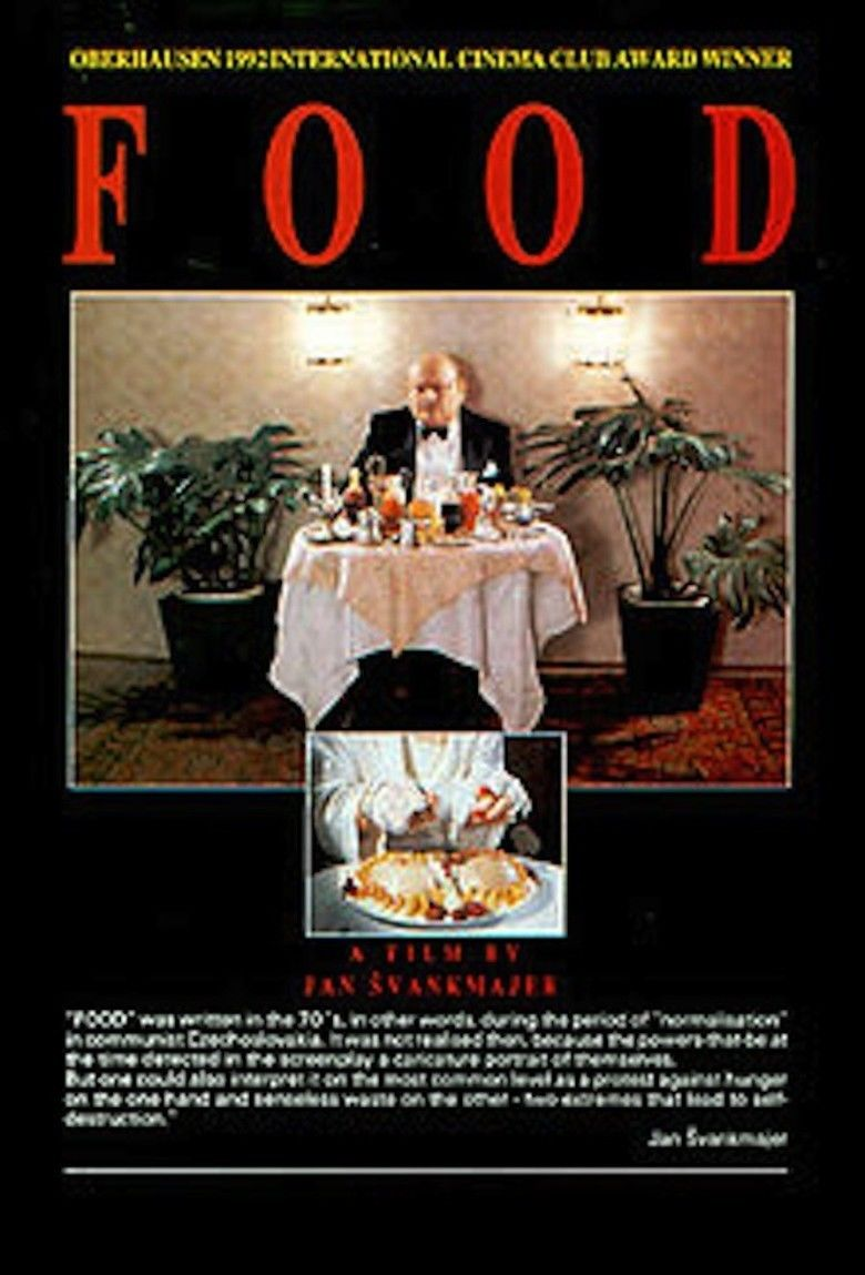 Food (film) movie poster