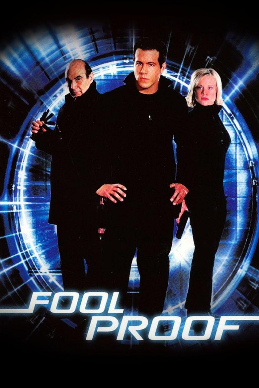 Foolproof (film) movie poster