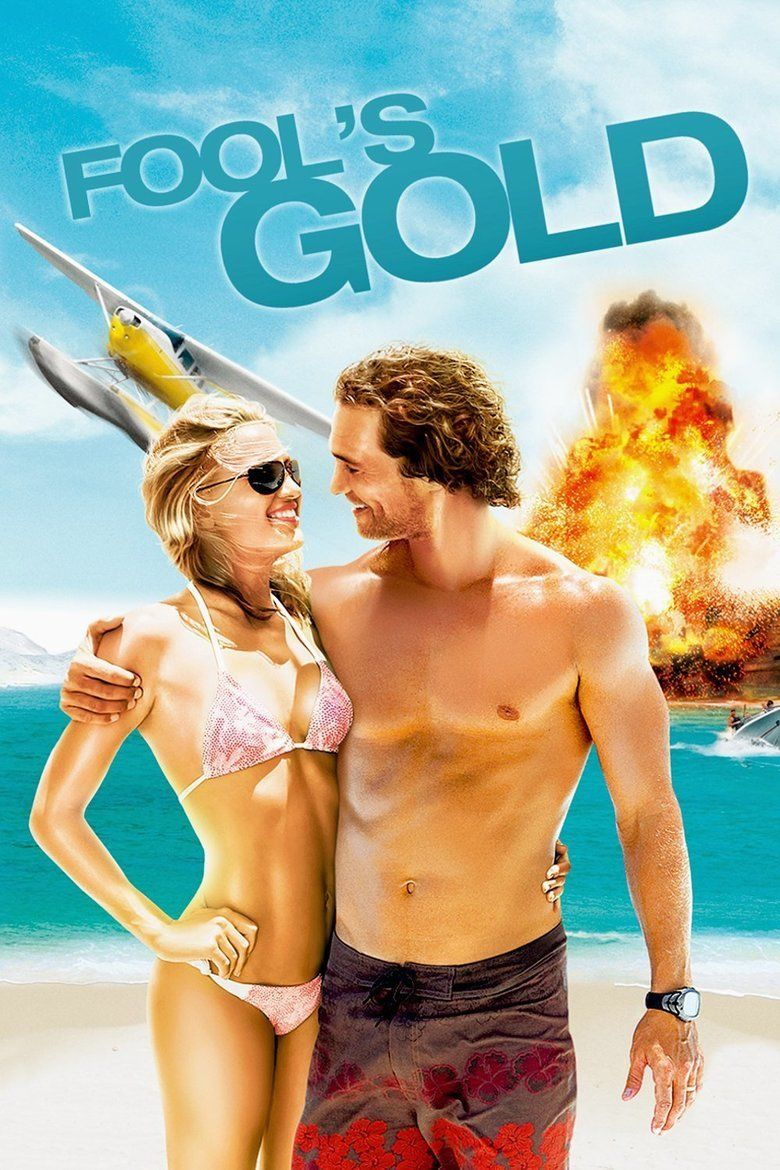 Fools Gold (2008 film) movie poster