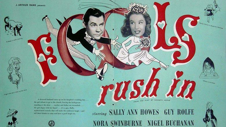 Fools Rush In (1949 film) movie scenes