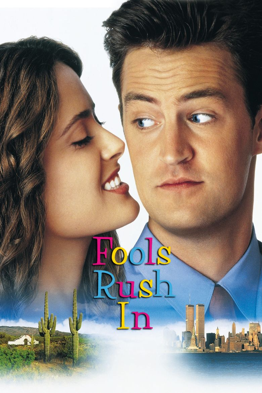 Fools Rush In (1997 film) movie poster
