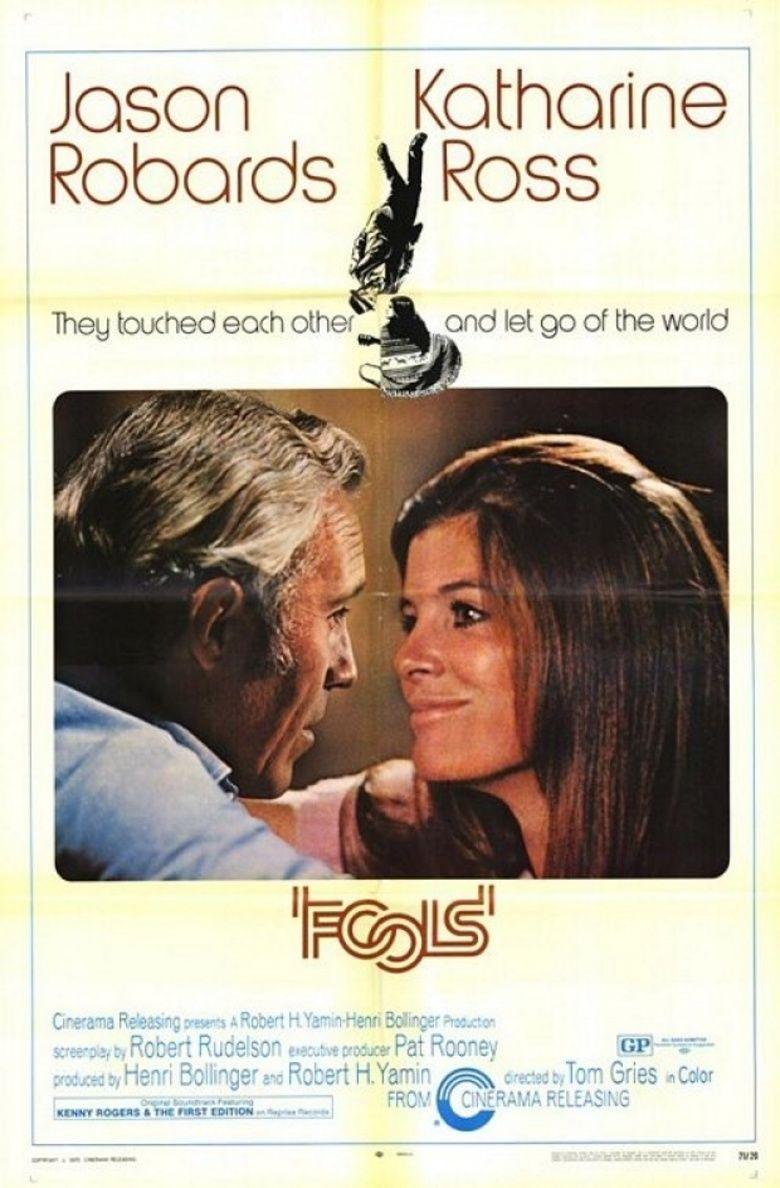 Fools (film) movie poster