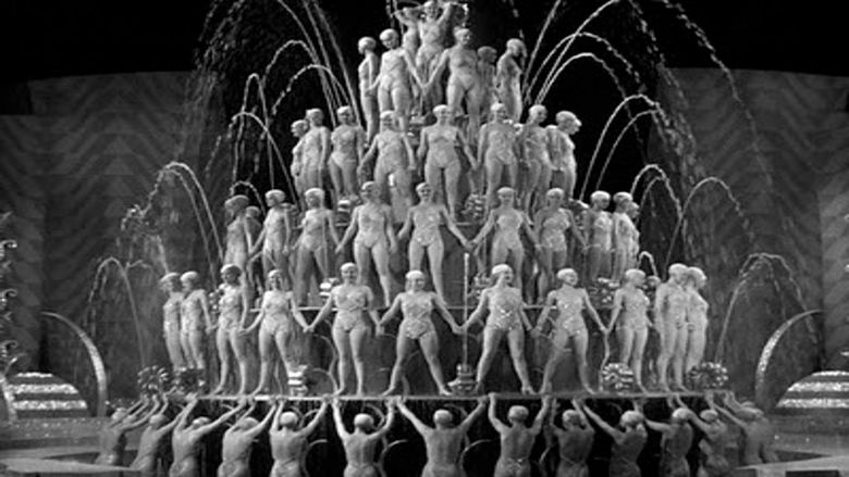 Footlight Parade movie scenes