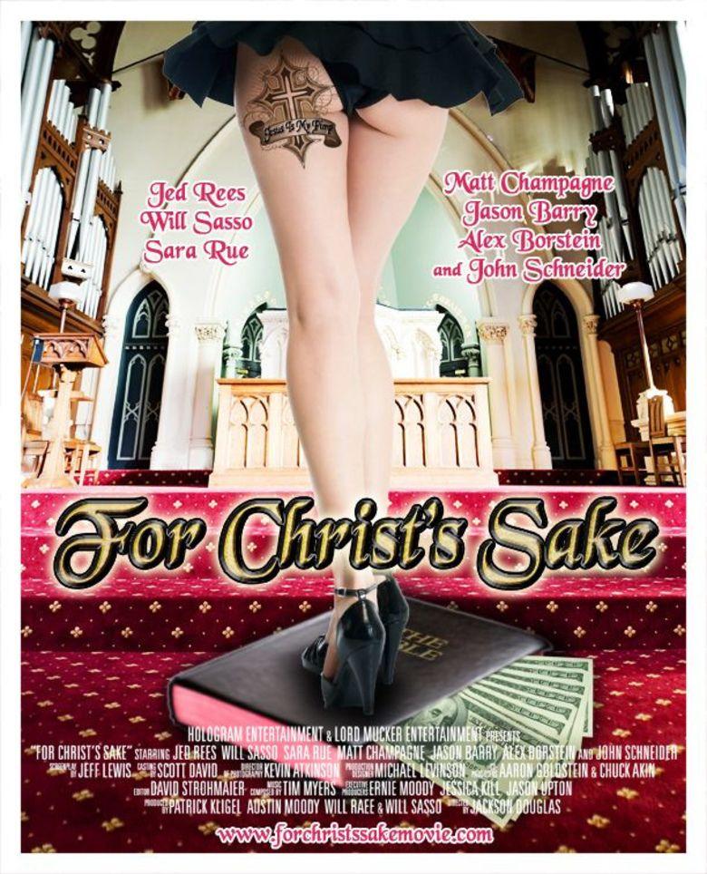 For Christs Sake movie poster
