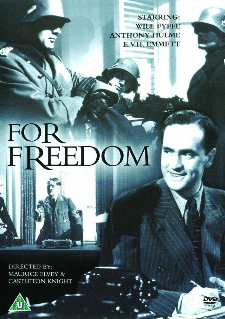 For Freedom movie poster
