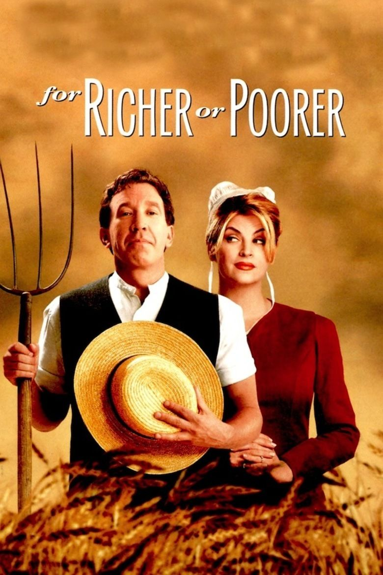 For Richer or Poorer movie poster