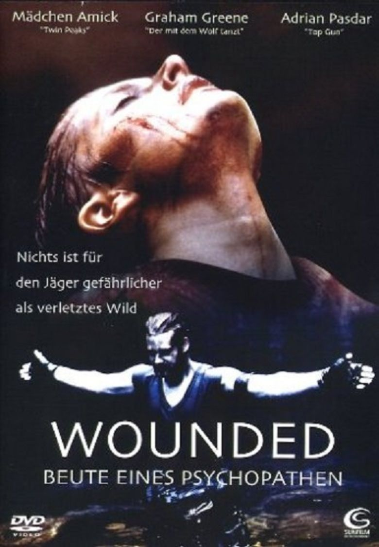For Those Who Hunt The Wounded Down movie poster