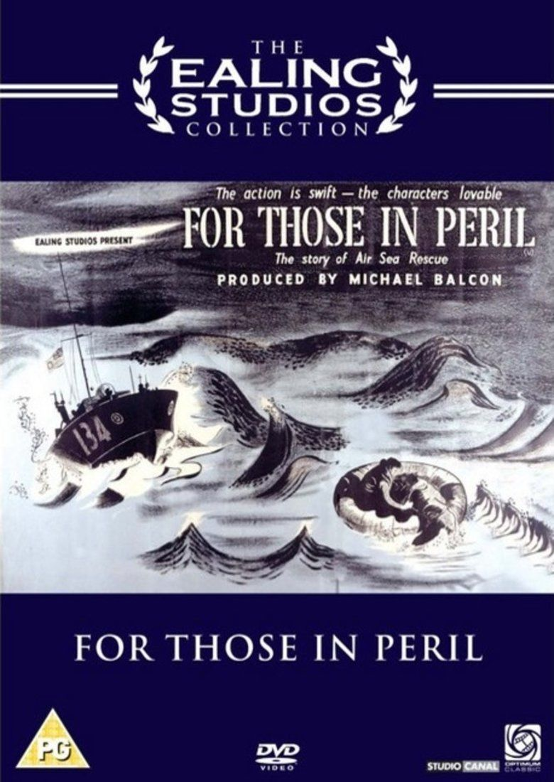 For Those in Peril (1944 film) movie poster