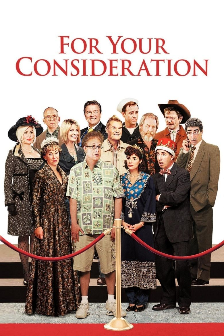 For Your Consideration (film) movie poster