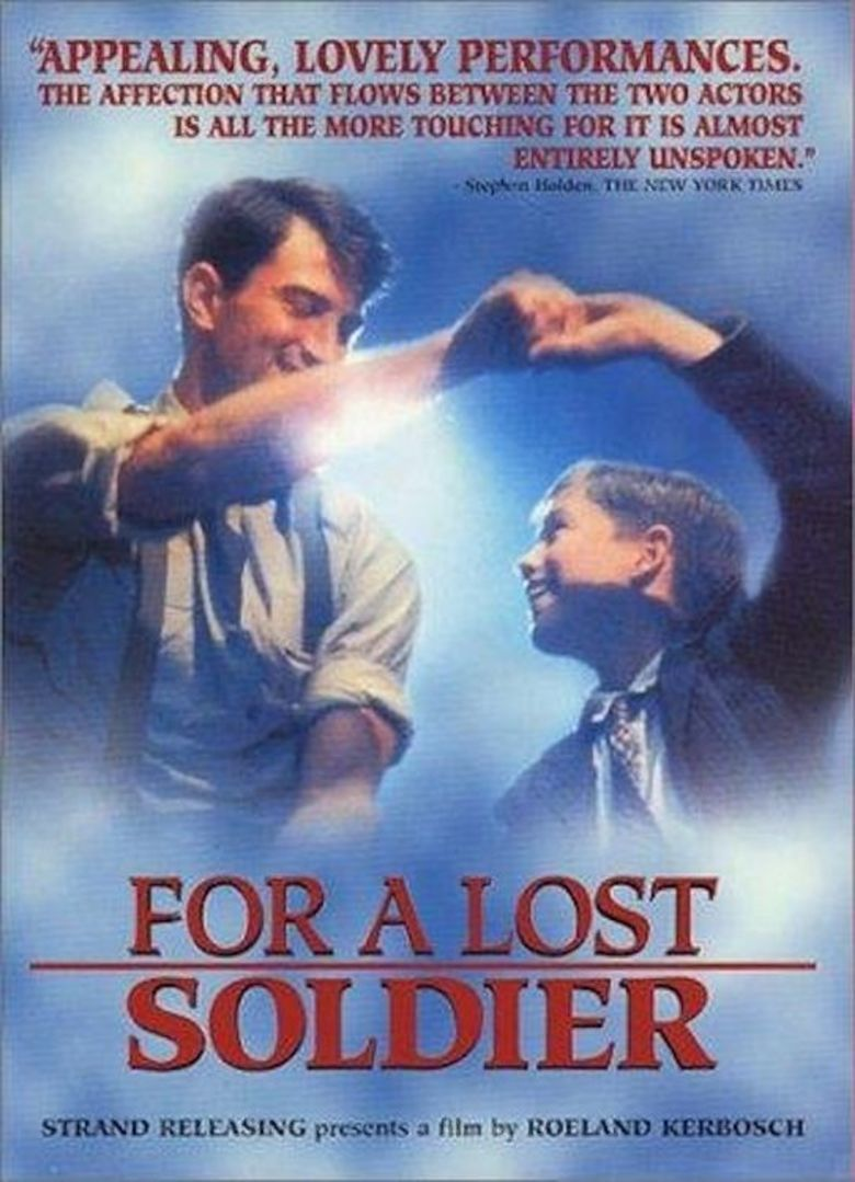 For a Lost Soldier movie poster