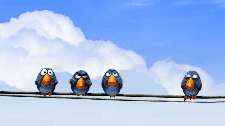 For the Birds (film) movie scenes