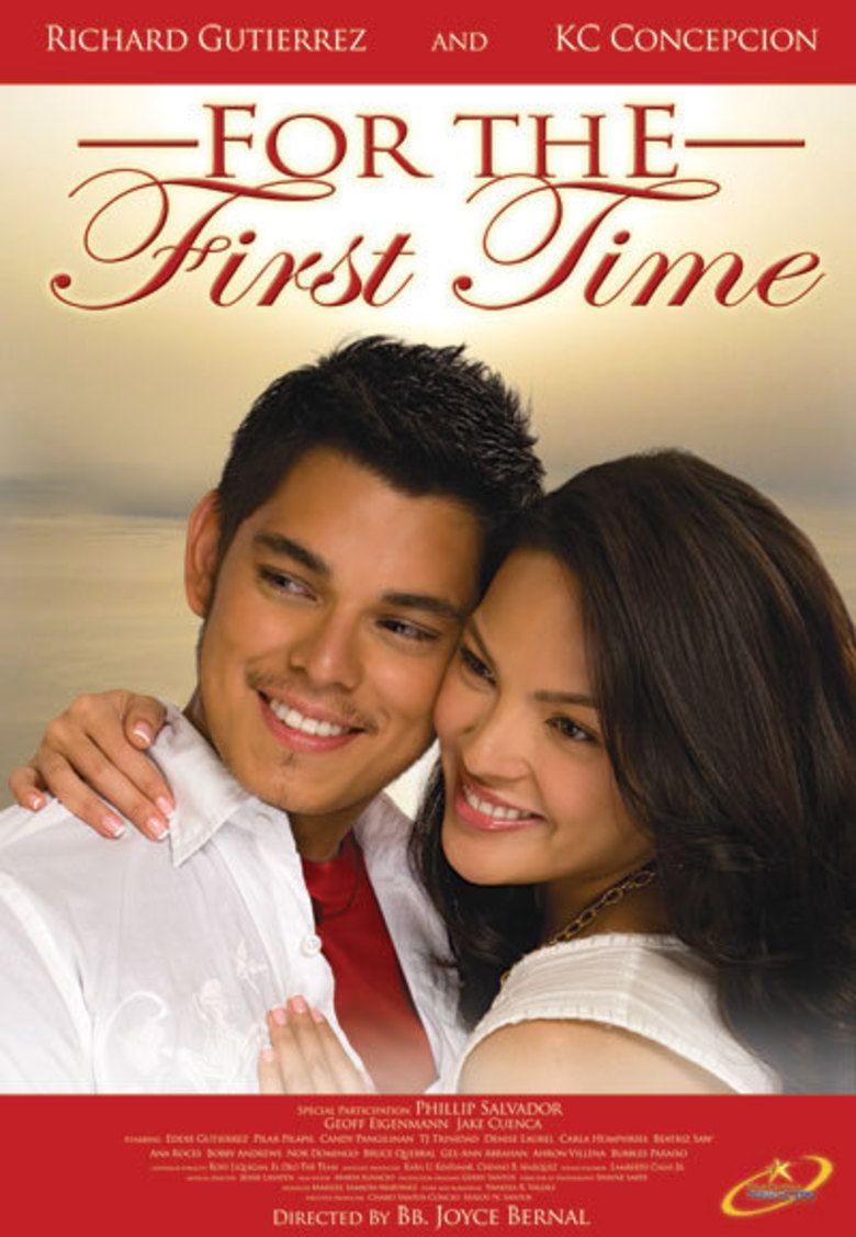 For the First Time (2008 film) movie poster