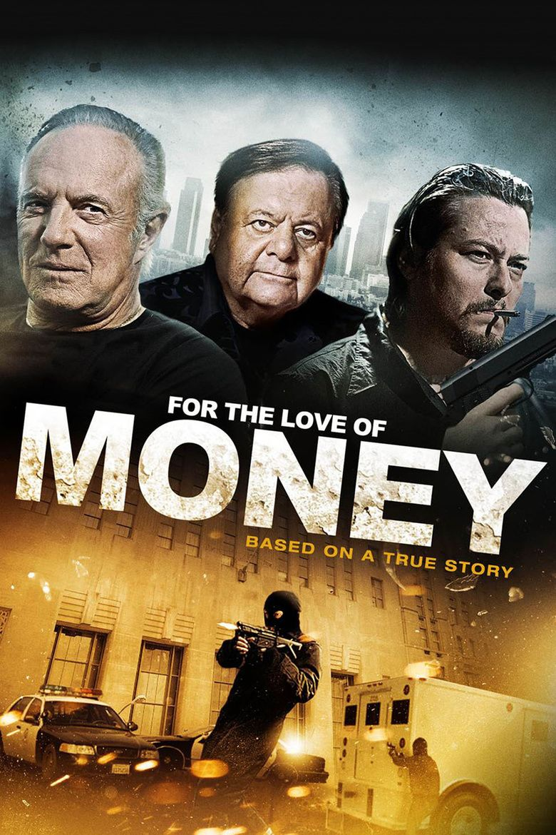 For the Love of Money (film) movie poster