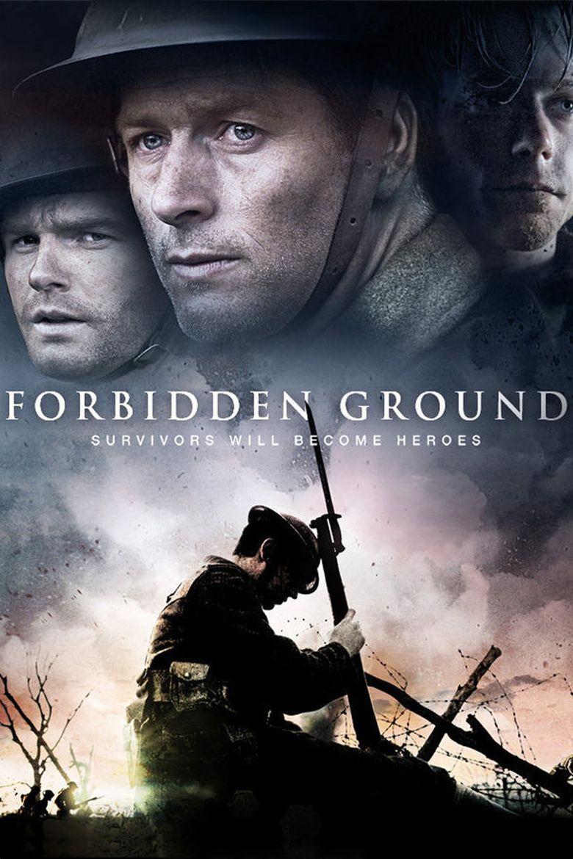 Forbidden Ground (2013 film) movie poster