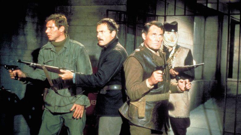 Force 10 from Navarone (film) movie scenes