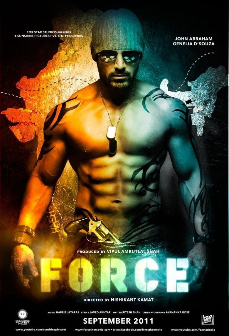 Force (2011 film) movie poster