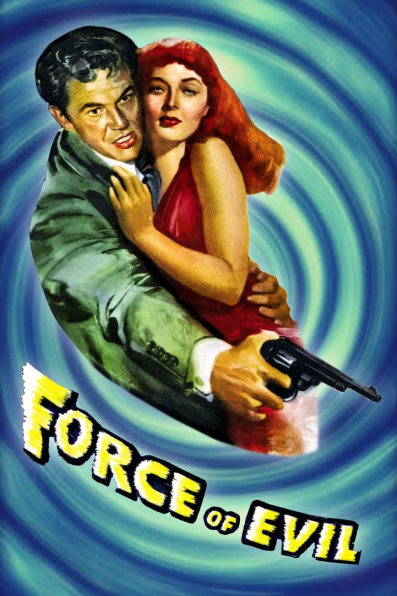 Force of Evil movie poster