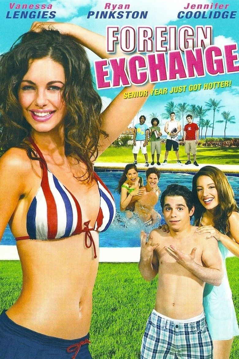 Foreign Exchange (2008 film) movie poster