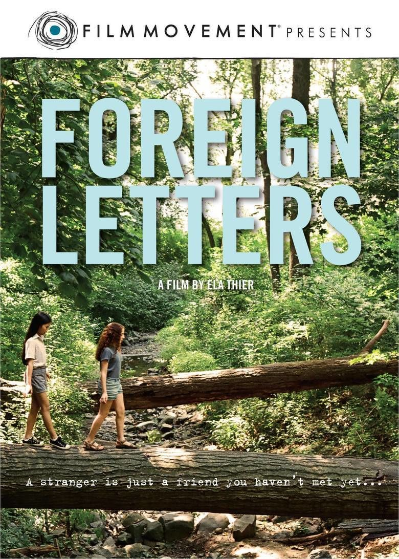 Foreign Letters movie poster