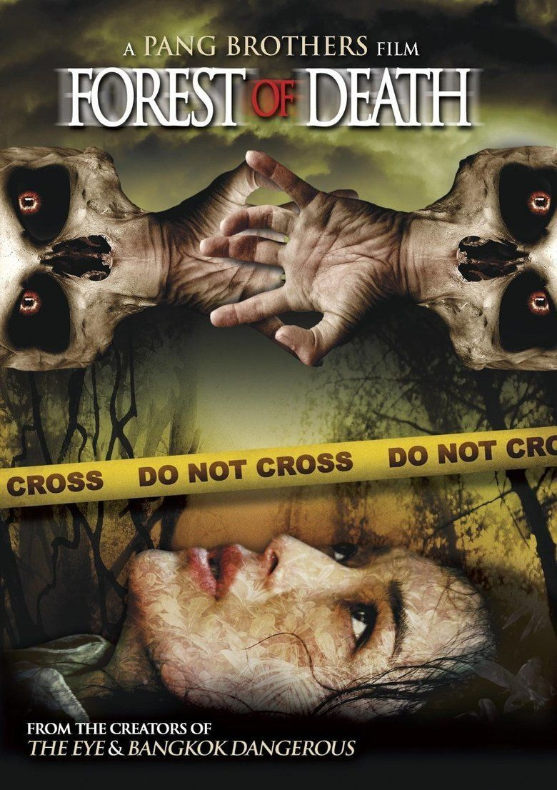 Forest of Death (film) movie poster