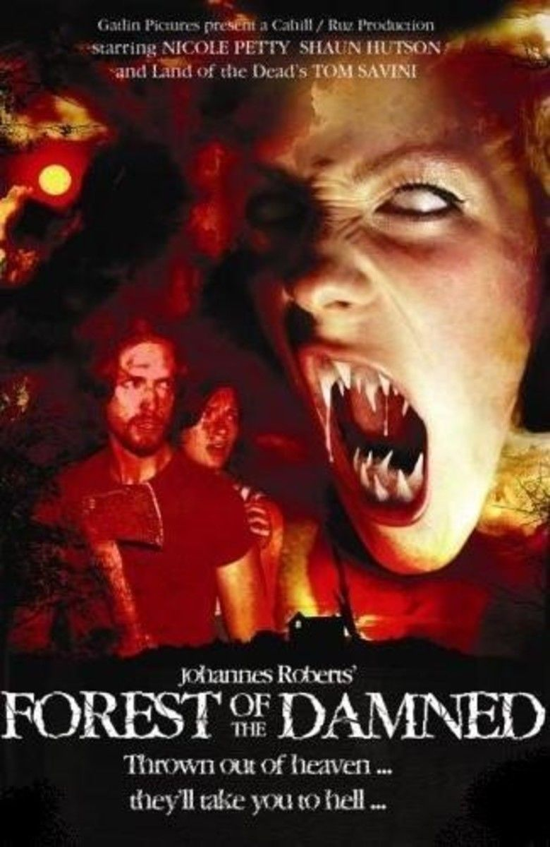 Forest of the Damned movie poster