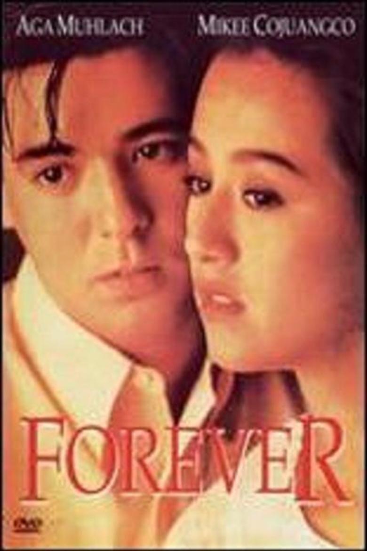 Forever (1994 film) movie poster