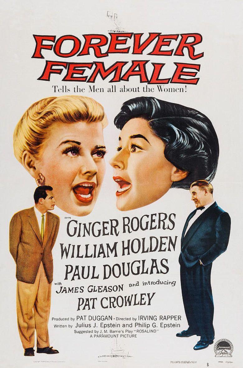 Forever Female movie poster
