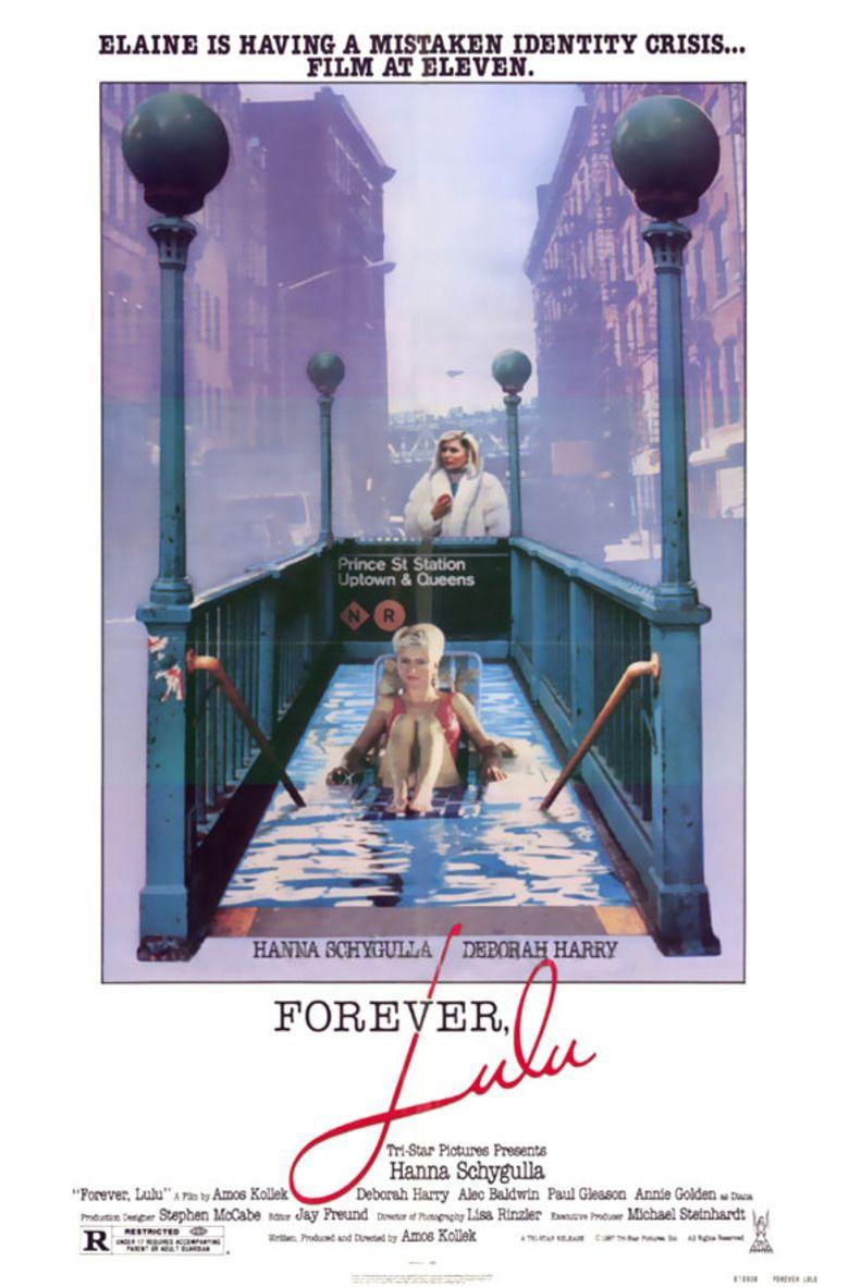 Forever, Lulu (1987 film) movie poster